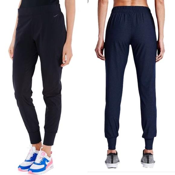 d7dcfd108c91 Nike Woven Bliss Skinny Pant Joggers Drifit Large